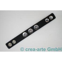 Chunk Armband schwarz_3774