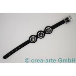 Chunk Armband schwarz_3777