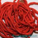 Seidenband Habotai koralle, 3 Stück