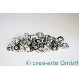 GP Chunk/Druckknopf für Armbänder 50 Stk_3997