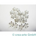 Perlkappen Blume 20 Stück