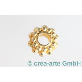 Spacer 925er Silber, vergoldet_4020