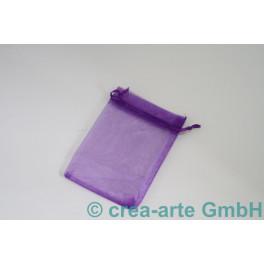 Organzabeutel violett, 9x12cm, 10 Stk_4141