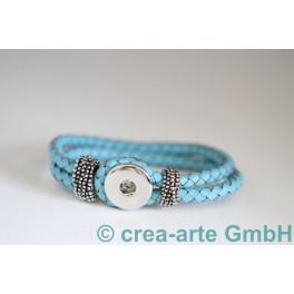 Chunk Armband türkis_4216