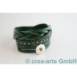 Chunk Armband grün_4217