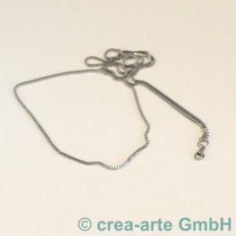 Edelstahl - Halskette, 90 cm_4268