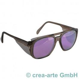 Schutzbrille Didymium GROSS auch für Brillenträger_489