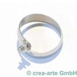 Edelstahl verstellbarer Ring - M2.5_5184