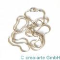 Schlangenkette, 925er Silber