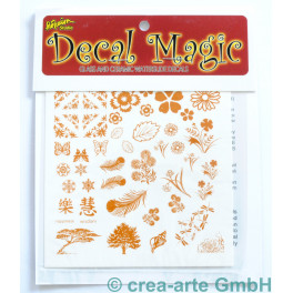 Decal Magic - Diverses 2, goldfarbig_5650