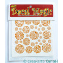 Decal Magic - Keltische Motive 1, goldfarbig_5653