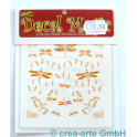 Decal Magic - Libellen 1, goldfarbig_5655