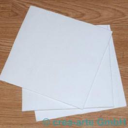 Trennfliess 20x20cm 2,5mm dick 3 Stück_5671