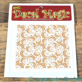 Decal Magic - Erbse, goldfarbig_5783