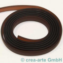 PVC ruban 10mm 1m brun