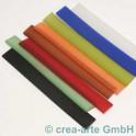 PVC Band 10mm 8cm 8 versch. Farben