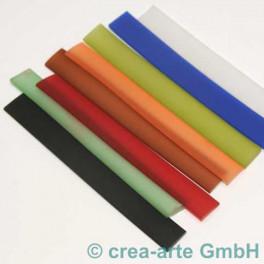 PVC Band 10mm 8cm 8 versch. Farben_583