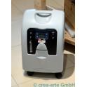 Sauerstoffkonzentrator 10 Liter/min, 2 Anschlüsse