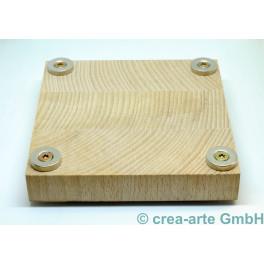 Holzuntersatz mit Starkmagneten beidseitig_5993
