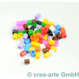 Pony Beads, 250g, farbig_6042