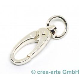 Schlüsselanhänger, versilbert_6065