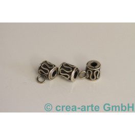Sunanda, 925er Silber, 6x5mm, 3 Stück_608