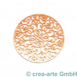 Metallanhänger Bohemian, rosegoldfarbig_6372