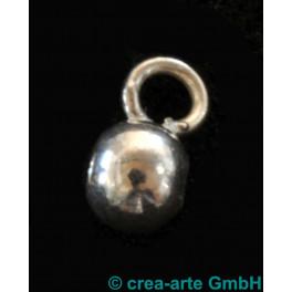 Kleine Silberanhängerperlen, 925er Silber_6381