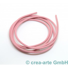Nappaleder rund, 2.5mm, 1m, rosa_6451