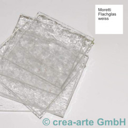 Moretti Flachglas weiss, 200g_6720