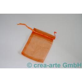 Organzabeutel orange, 9x12cm, 10 Stück_6889