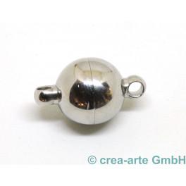 Magnetverschluss 21x9mm, antiksilber_7020