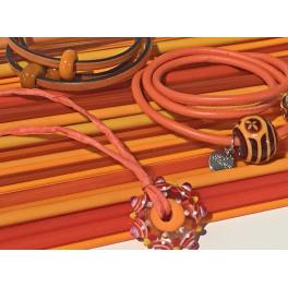 Orange-Set AK 104, Trendfarben Sommer 2020_7283