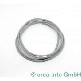 Nappaleder rund, 2.5mm, 1m, hellgrau_7360