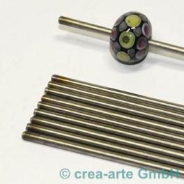 Perlmacherstäbe Chromstahl 3mm 10 Stk._75