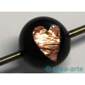 Feuille cuivre (Copperleaf) 25 feuilles 140x140mm