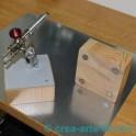 Holzuntersatz mit Starkmagneten beidseitig_801