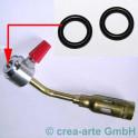 O-Ring Ersatzdichtung D 12mm 2 Stück