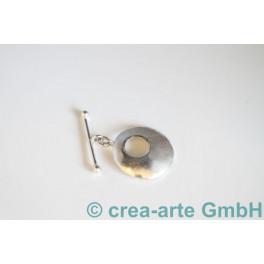 Knebelverschluss 925er Silber 1St. 35mm_850