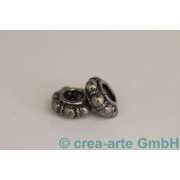 Spacer Silber 925 D=11mm 5mm 2 Stück_950